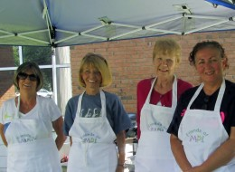 Carol Lipus, Ann Spano, Nancy Orris, Mary Bettcher, Sandy DeMell - Copy